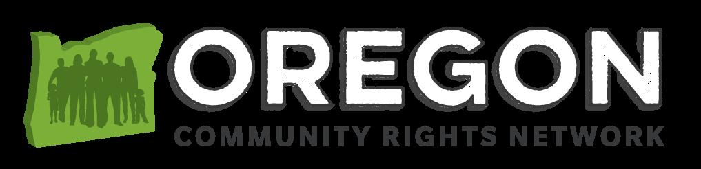 Oregon Community Rights Network